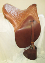 Hillcrest Saddlery Saddle